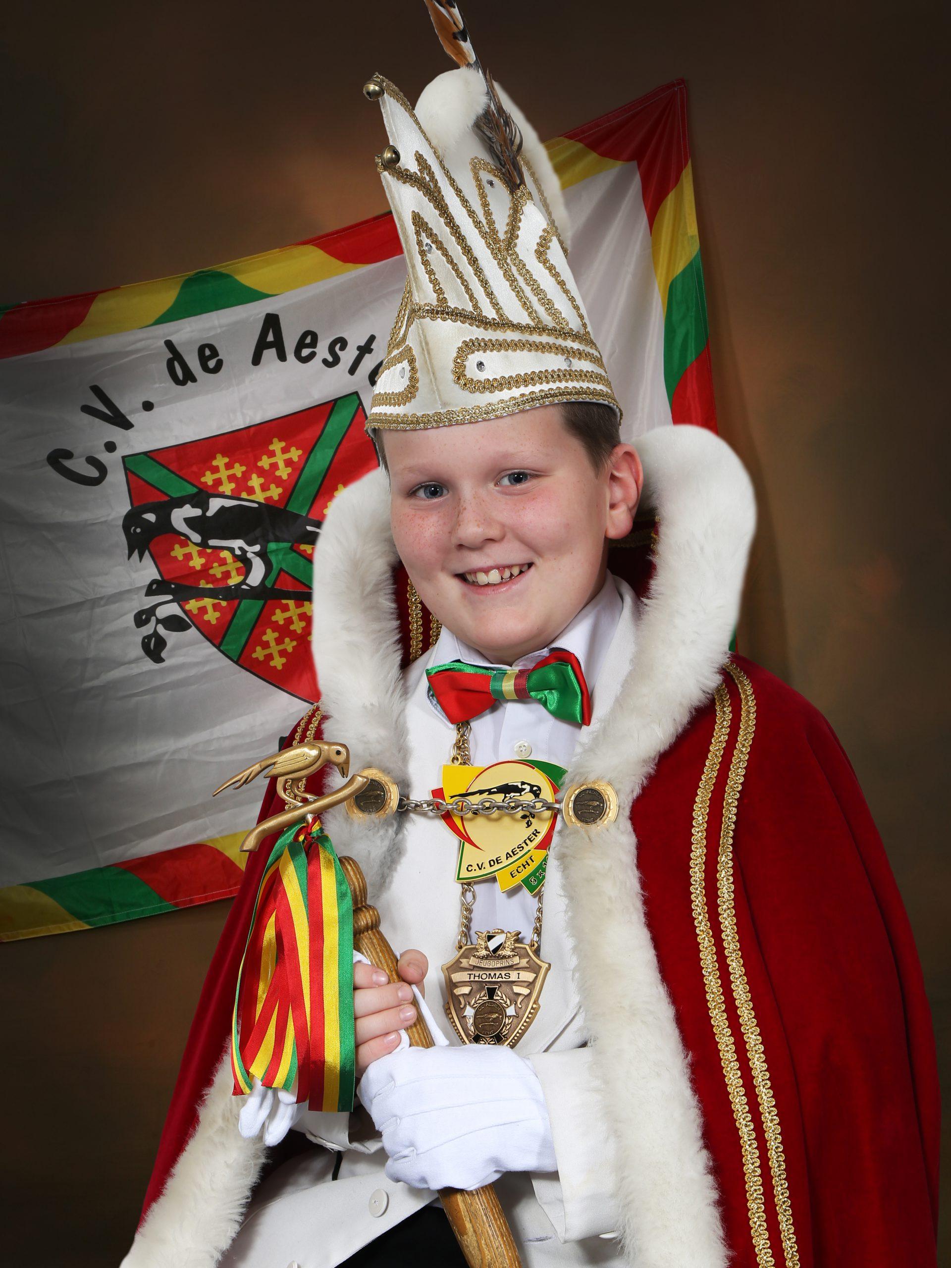 Jeugdprins Thomas I (Mestrom)